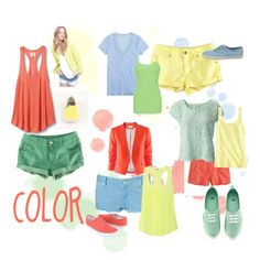 Cute spring clothes