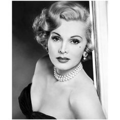 Zsa Zsa Gabor's Most Iconic Looks InStyle.com ❤ liked on Polyvore featuring people