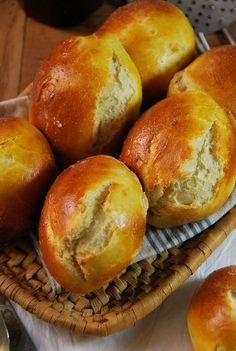 pain au lait maison