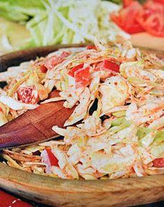 Myron Mixon's Mama's Slaw.  My favorite coleslaw!