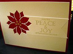 Poinsettia Die holiday ideas