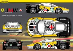 Legendary Racing Brands Joined Together