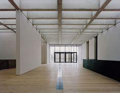 david chipperfield architects SLAM st louis art museum east building addition designboom
