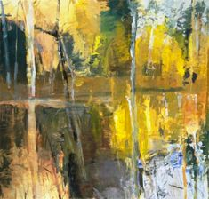 Forrest Moses contemporary American landscape oils