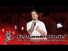 Fernando Daniel - How Am I Supposed to Live Without You (Michael Bolton)...