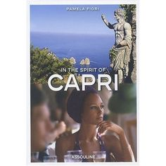 Amazon.com: In the Spirit of Capri (9782759404063): Pamela Fiori: Books