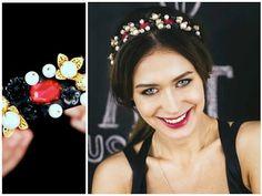 ОБОДОК В СТИЛЕ Dolce & Gabbana DIY // Мастер класс Алины Ali Fro