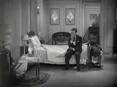 ❤Buster Keaton and Dorothy Sebastian. spite  marriage.❤