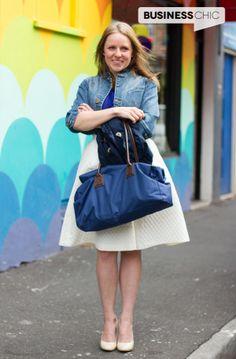 Business Chic Sarah Kempson