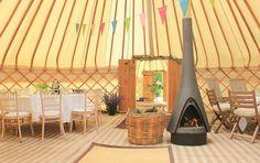 Yorkshire Yurt <3