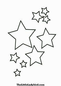 stern vorlage ausschneiden | selbermachen | vorlage stern