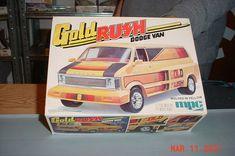 Dodge Van, Model Kits, Boxes, Ebay, Crates, Box, Cases, Boxing