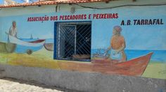 Street art (straatkunst) Kaapverdië #1 - KaapverdieVakantie.net