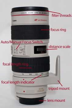 How To Pick A Lens - In making your choice, there are three factors to consider: Angle of View: What do you like to shoot mo. Photography Basics, Photography Lessons, Photography Classes, Photography Camera, Photoshop Photography, Photography Equipment, Photography Tutorials, Love Photography, Digital Photography