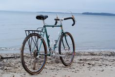 Hunt's Raleigh Portage 650b Touring Bike