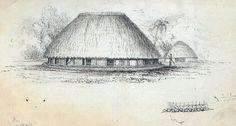 Samoan House Alfred T. Agate
