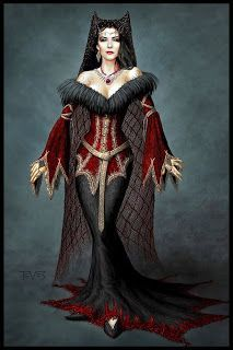 wicked queen costumes from Once - Google Search