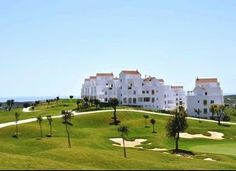 Lot of 430 homes in Costa del Sol   Golf and sea views.   There are 10 one bedroom and 2 bedroom 420 remaining.   With 462 parking spaces and 455 storage rooms.   The area has 3 restaurants, 3 pools, paddle tennis courts, all with sea views.   Tourist apartments are owned by bank, they have made horizontal division and therefore can be sold by units and are well equipped:   . For The Home   . Glassware   . Crockery   . Furniture  € 100,000 per apartment + Commission