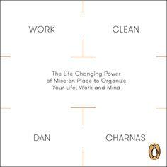 Work Clean - Ljudbok - Dan Charnas - Storytel