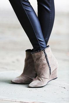 Charles by Charles David Up All Night Wedge Boot