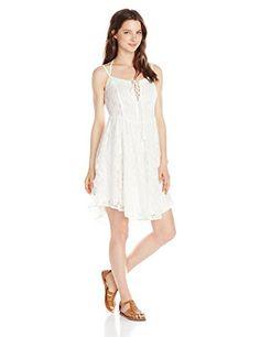 Miss Me Lace Halter Dress, Off White, Medium Miss Me http://www.amazon.com/dp/B00UO0CJLO/ref=cm_sw_r_pi_dp_fBN1vb1GXWQEX