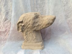 "Schottisch Deerhound ""The Lucky one "" Höhe 21cm"
