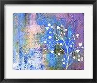 Global Gallery Shirley Novak Joyful in July III Giclee Stretched Canvas Artwork 24 x 24