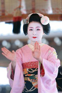 #Japan #maiko Setsubun