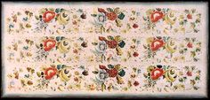 """European 12' 5"""" x 5' 9"""" Antique Needlepoint at Persian Gallery New York - Antique Decorative Carpets & Period Tapestries"""