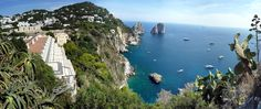 Welcome to the Island of Capri, a place I miss and wish I could live there