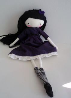 Doll by Las Sandalias de Ana
