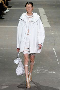 Alexander Wang Spring 2013 RTW Collection