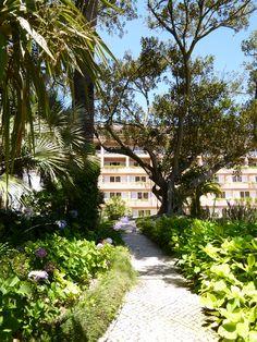 """""""Lapa Palace"""" (Hotel), Lispoa Portugal (Luglio"""