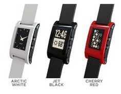 Pebble Smart Watch for iPhone and Android Devices (Red) On SALE Shop cell phones and accessories at . You'll find great prices on cases, headsets, and the latest smartphones from carriers like Verizon, AT&T, and Sprint  #smartwatch #301RD, #Android, #IOS, #PebbleTechnologyCorp, #SmartWatch, #Smartwatch