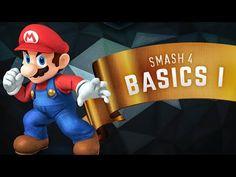 Wii U/3DS Basics: Part 1 - Super Smash Academy - YouTube
