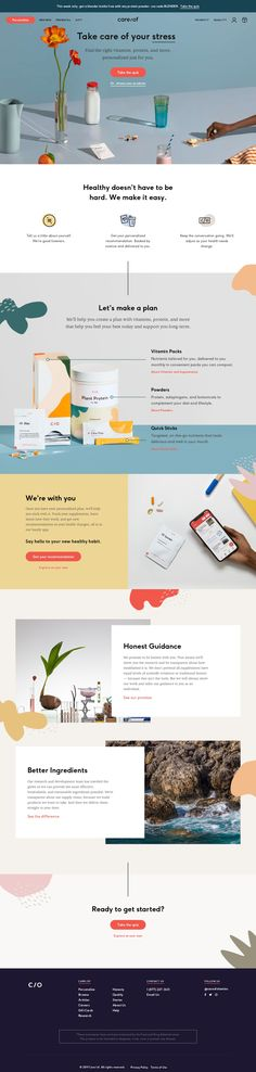 Care/of: | Land-book - the finest hand-picked website inspirations
