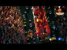 No hay dos sin tres -Cali El Dandee Feat David Bisbal-EUROCOPA 2012 - YouTube