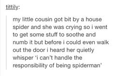 That poor kid
