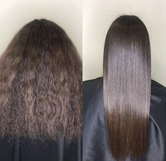 Keratin Hair, Hair Straightening, Cheveux Ternes, Natural Hair Styles, Long Hair Styles, Blue Gold, Salons, Classy, Beauty