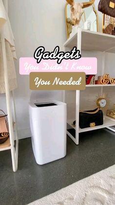 Room Ideas Bedroom, Bedroom Decor, Ideas Para Organizar, Cool Gadgets To Buy, Amazon Gadgets, Home Organization Hacks, Organizing, Cute Room Decor, Home Hacks