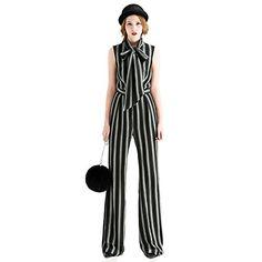 YIGELILA Fashion Women Stripes Strap High Waist Wide Leg ... http://www.amazon.com/dp/B01C8JSPWA/ref=cm_sw_r_pi_dp_-UXjxb06Q7PPM