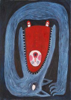 Little Red Riding Hood: Doron Sahari