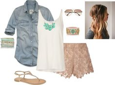 """""""Hard and Soft"""" by kaitlinsmommy on Polyvore"""