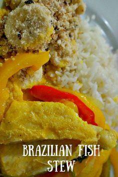 Brazilian fish stew - Moqueca Baiana