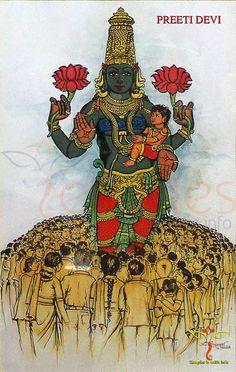 preeti-devi - temples in india info blog