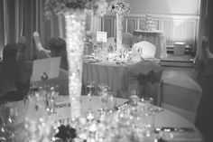 Soft voiles, gorgeous table decor...there's only one venue: The Bowdon Rooms. See the blog here: http://thebowdonrooms.co.uk/tis-the-season-to-be-married/