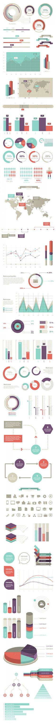 Infographics Symbols Infographic