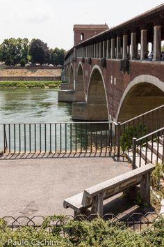 Pavia, Italy  Years run under the bridge