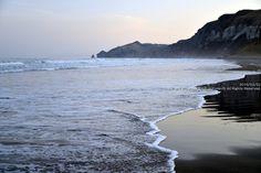 イタンキ浜