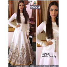 Sonam White Beauty Printed Santon Semi-stitched Lehenga Choli  Shop this amazing style Salwar Suit for just Rs.1560/- only on www.vendorvilla.com Cash on Delivery, Easy Returns, Lowest Price